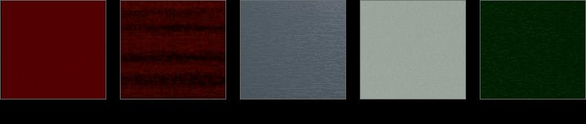 Farben Kunststofftüren SERIE: BL